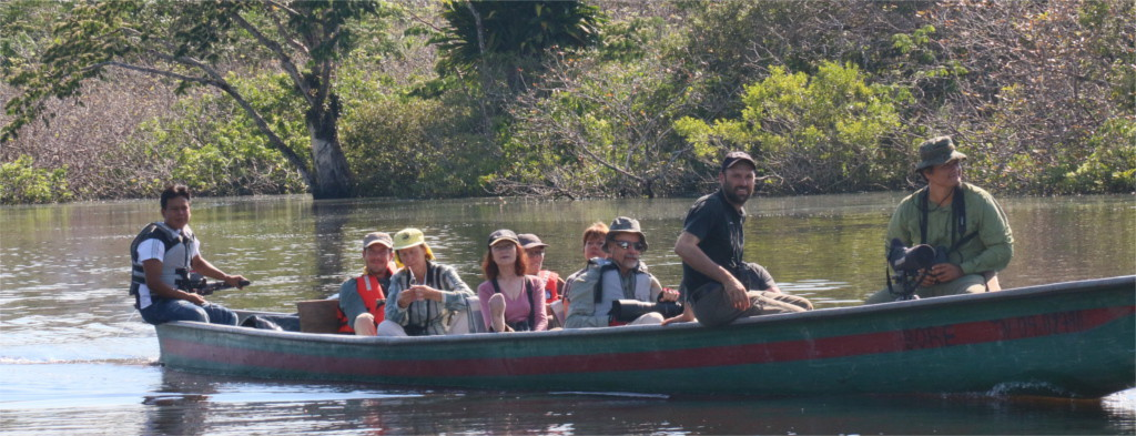 Cuyabeno Tour in canoe