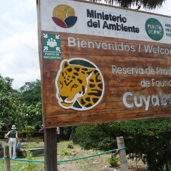 General Facts about the Cuyabeno Wildlife Reserve
