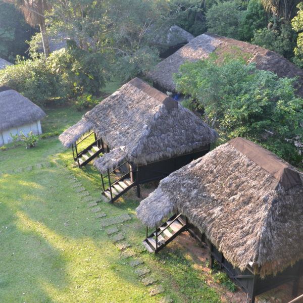 The History of Cuyabeno Lodge