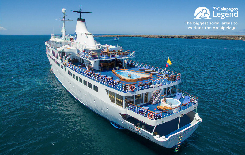 Galapagos Legend Yacht